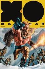 X-O Manowar (2017) #3 Cover A Larosa