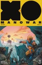 X-O Manowar (2017) #3 Cover B Rocafort