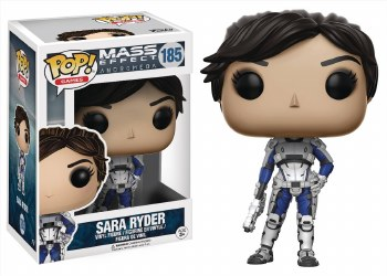 Pop Mass Effect Andromeda Sara Ryder Vinyl Figure