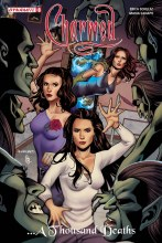 Charmed #3 Cover B Sanapo