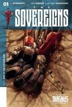 Sovereigns #1 Cover A Segovia