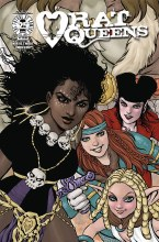 Rat Queens #1 Cover C Womens History Month Var (Mr)