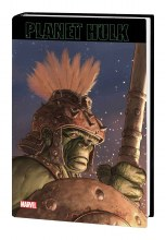 Hulk Planet Hulk Omnibus HC