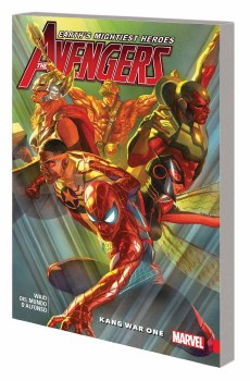 Avengers Unleashed TP VOL 01 Kang War One