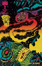 Space Riders Galaxy of Brutality #2 (Mr)