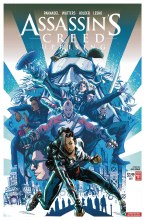 Assassins Creed Uprising #6 Cvr A Holder