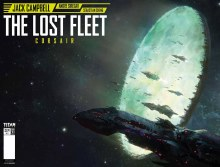 Lost Fleet Corsair #1 (of 4) Cover B Demaret