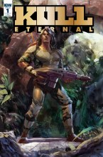 Kull Eternal #1 1:10 Incentive Var