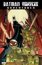 Batman Tmnt Adventures TP