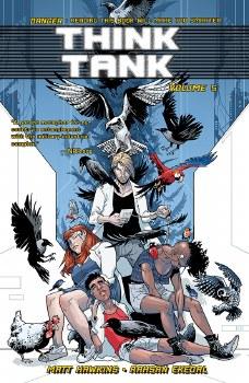 Think Tank TP VOL 05 Animal