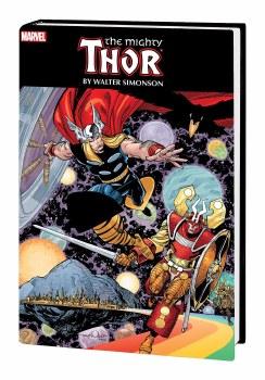 Thor By Walter Simonson Omnibus HC New Ptg