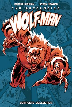 Astounding Wolf-Man Comp Coll