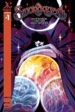 Swordquest #1 Cover A Montes