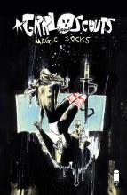 Grrl Scouts Magic Socks #2 (of 6) Cover A Mahfood (Mr)