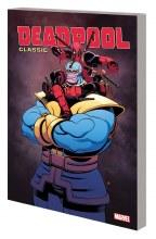 Deadpool Classic TP VOL 18 Deadpool Vs Marvel