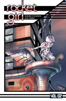 Rocket Girl TP VOL 02 Only the