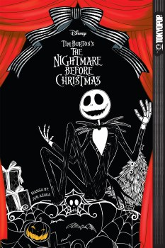 Disney Manga Nightmare Before Christmas GN Ed