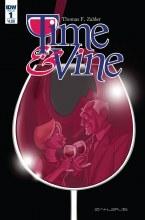 Time & Vine #1 Cvr A Zahler