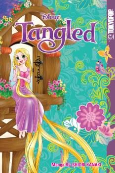 Disney Manga Tangled GN