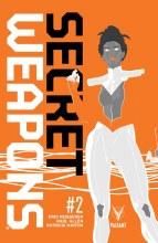 Secret Weapons #2 (of 4) Cvr A Allen