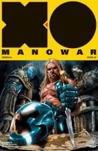 X-O Manowar (2017) #5 Cvr A Larosa