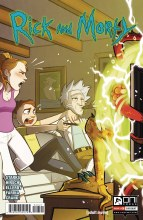 Rick & Morty #28 Incv Var St Onge