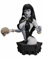 Women Dynamite Vampirella Arthur Adams Bust B&W