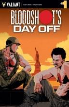Bloodshots Day Off #1 Cvr A Kano