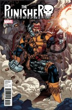 Punisher #14 X-Men Card Var