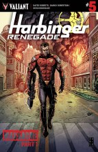 Harbinger Renegade #5 Cvr A Robertson