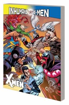 All New X-Men Inevitable TP VO