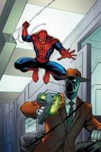 Spider-Man Master Plan #1 Lim Var