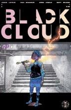 Black Cloud #1 2nd Printing (Mr)