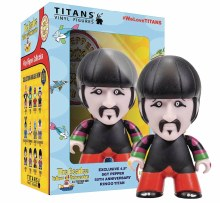 Beatles Titans Sgt Pepper Disguise Ringo 4.5in Figure