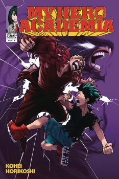 My Hero Academia GN VOL 09 (C: