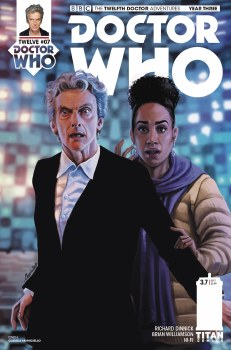 Doctor Who 12th Year Three #7 Cvr A Ianniciello