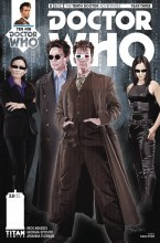 Doctor Who 10th Year Three #8 Cvr A Ianniciello