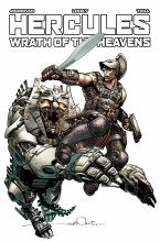 Hercules Wrath O/T Heavens #1Cvr A Simonson