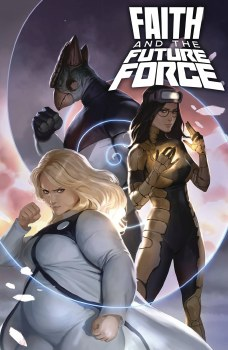 Faith and the Future Force #2 (of 4) Cvr A Djurdjevic