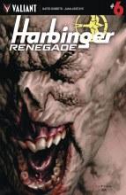 Harbinger Renegade #6 Cvr A Larosa