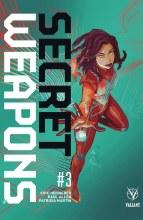 Secret Weapons #3 (of 4) Cvr B Richardson