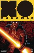 X-O Manowar (2017) #6 Cvr B Johnson
