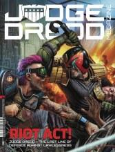 Judge Dredd Megazine #387