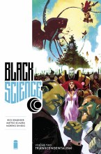 Black Science Premiere HC VOL