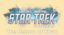 Star Trek Frontiers Board Game Return of Khan Exp