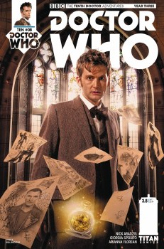 Doctor Who 10th Year Three #8 Cvr B Brooks