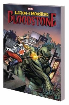 Bloodstone & the Legion of Mon