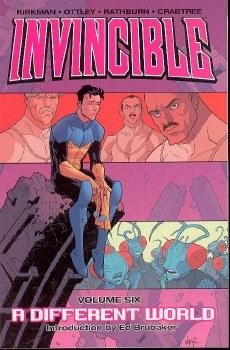 Invincible TP VOL 06 Different