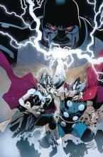 Generations Unworthy Thor & Mighty Thor #1
