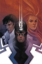 Inhumans Once and Future Kings #1 (of 5) Noto Character Var
